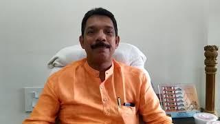 Karnataka #BJP president Nalin Kumar Kateel's message on #Ayodhya #BhoomiPujan