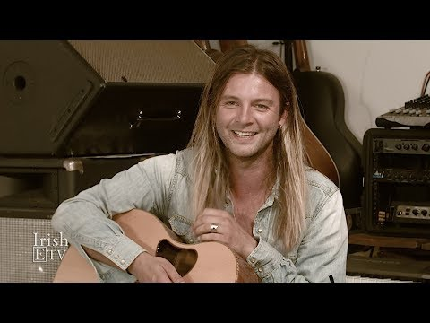 Keith Harkin's Heart To Heart Interview With  Brigid Boden Of IrishETV