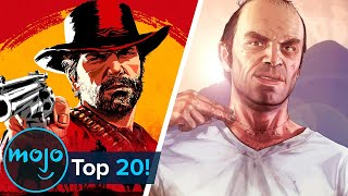 Top 20 Best Rockstar Games