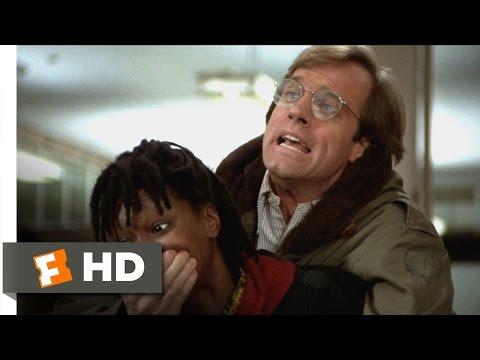 Jumpin' Jack Flash (2/5) Movie CLIP - Tourette's Syndrome (1986) HD