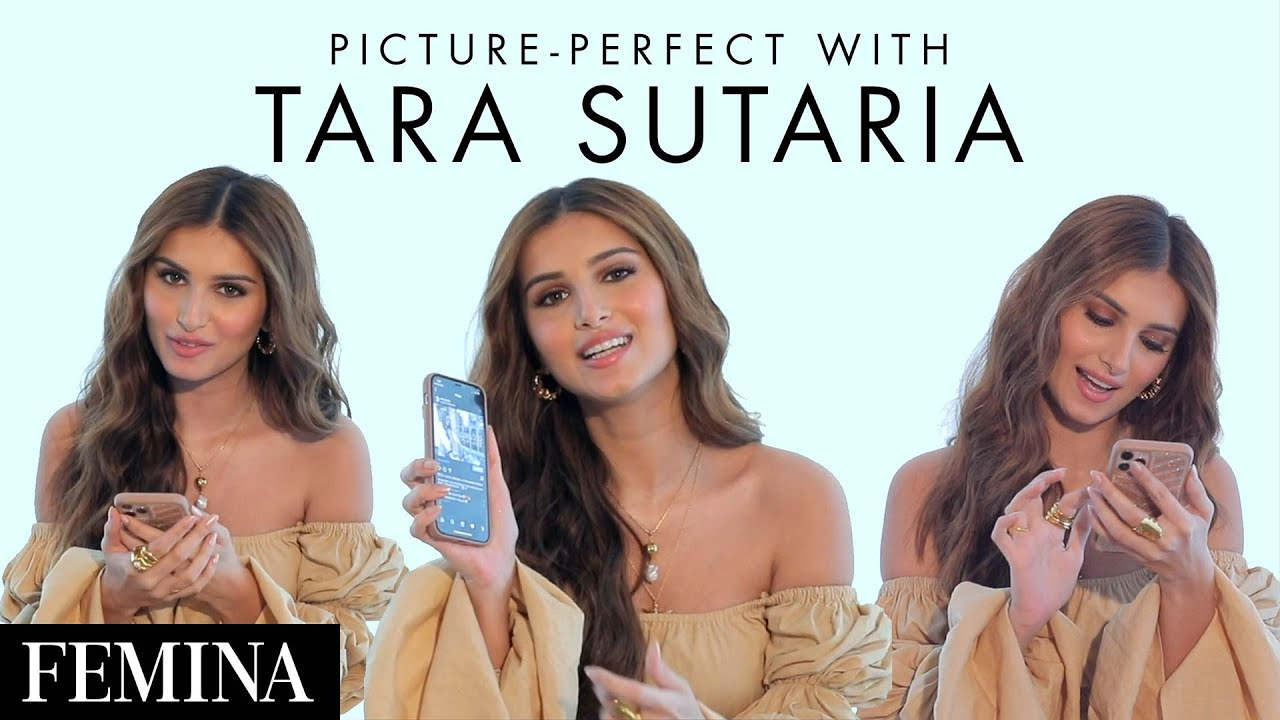 Download Tara Sutaria Shares Stories Behind Her Instagram Pictures   Getting Candid with Tara   Femina