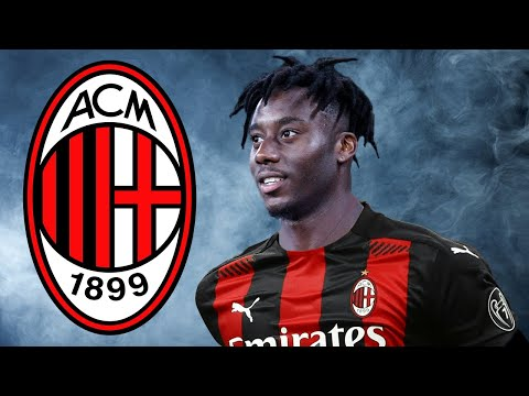 Soualiho Meite ● Welcome to AC Milan ● 2021 🔴⚫