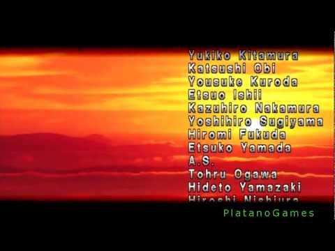 Tekken 1 (Console Edition) - Credits - HD - 동영상