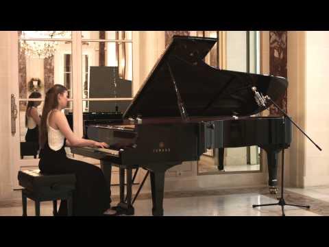 Elizaveta Frolova - S. Rachmaninoff Sonata No. 2, Op. 36, 1st movement