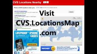 CVS Locations app CVS Locations