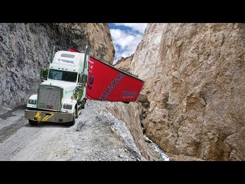 Unbelievable CRAZY Truck Driving Skills  Worlds Most Talented Driver