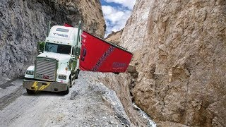 Unbelievable CRAZY Truck Driving Skills||World's Most Talented Driver