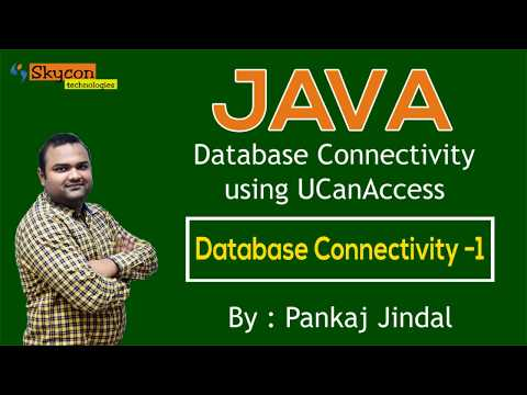 java database connectivity - java jdbc tutorial - part 1: connect to ms access database with java