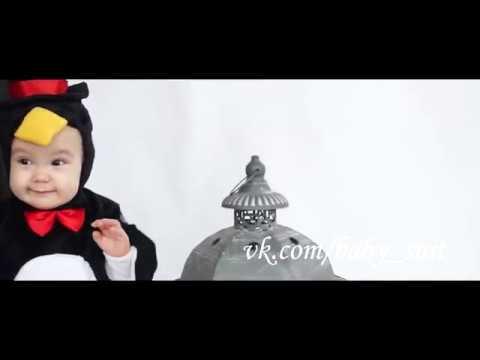 Новогодний костюм пингвина своими руками Совет