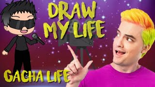 A VIDA DO FELIPE NETO / DRAW MY LIFE : MEME!