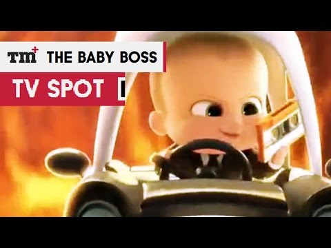 The Boss Baby #9 TV Spot - The Gloves Are Off 2017 - Alec ...