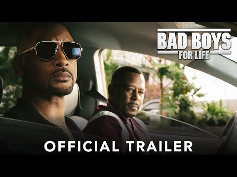 Bad Boys for Life trailers