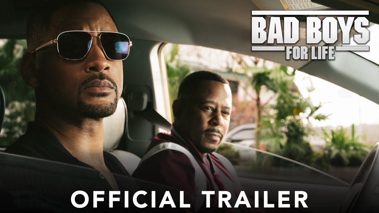Will Smith & Martin Lawrence in Bad Boys for Life teaser
