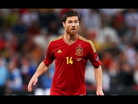 2c85d54d4 Xabi Alonso all Spain Goals - YouTube