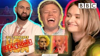 REACTING TO THE TV SHOW WE'RE ON #3 W/ Talia Mar, Rob Beckett, Singing Dentist - All Together Now
