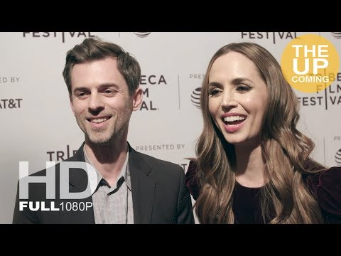 Nathaniel and Eliza Dushku  at Mapplethorpe premiere – Tribeca Film Festival 2018