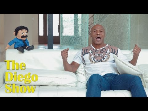 FUNNIEST MIKE TYSON INTERVIEW EVER