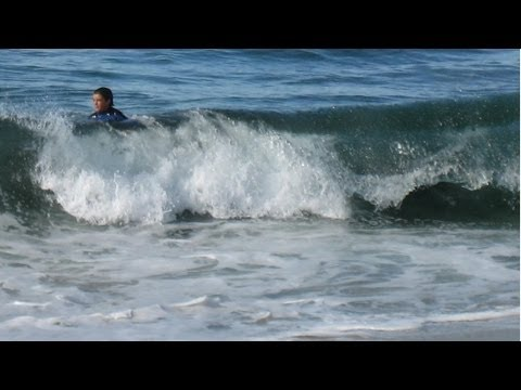 Very Relaxing 3 Hour Video of Ocean Waves