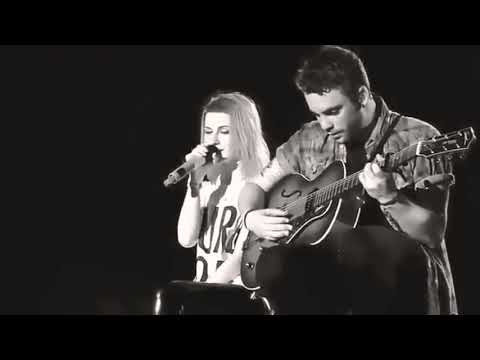Hayley Williams And Taylor York - Holding On And Letting Go  ( Tayley )