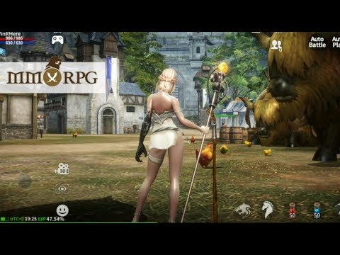 Best Mmo Android 2019 Top 13 Best English MMORPG Android, iOS Games 2019   YouTube