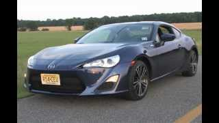 2013 Scion FR-S Review - MPG Test Drive