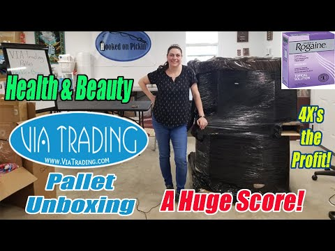 Unboxing Health & Beauty Products 4x Profits