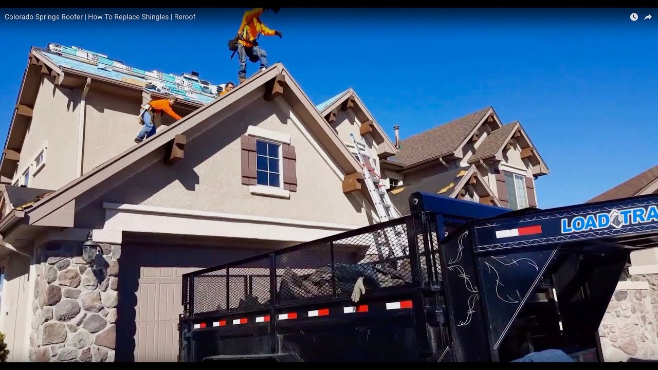 How Long Does the Insurance Roof Replacement Process Take?