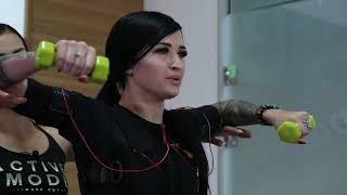 MaryMax Fitness — EMS-тренировки в Алматы