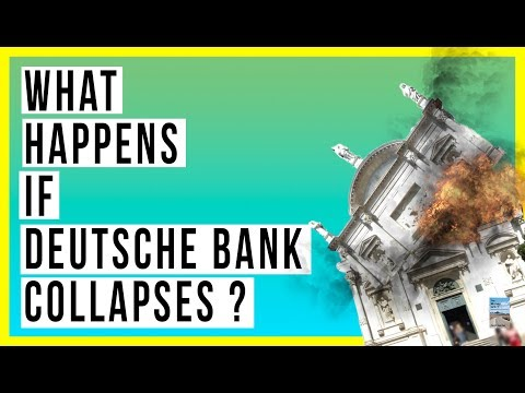 What Happens If Deutsche Bank COLLAPSES? Will the Entire Stock Market CRASH?