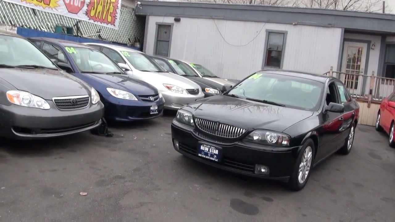 All Star Auto Sales >> 2004 Lincoln LS Ultimate V8 Sedan - YouTube