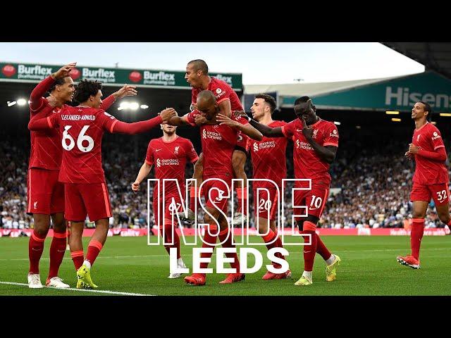 Inside Leeds: Leeds Utd 0-3 Liverpool   Alternative look at the Reds' Elland Road win