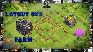 Layout CV9 - Farm 002