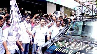 Suriya Flag's Off Chennai 2 Singapore Audio Drive   Ghibran