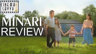 Chris and george are back as they review one of the oscar favourites, minari! written directed by lee isaac chung, minari focuses on director's own u...