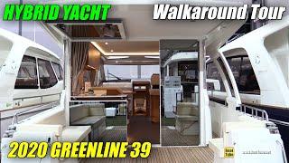 Greenline, 39 Hybrid (2019)