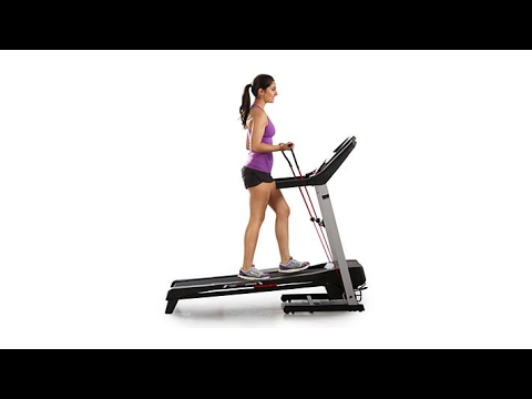 ProForm Cardio Toner SpaceSaver Treadmill with Bands