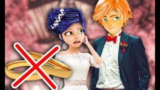 Свадьба Леди Баг сорвана! Почему расстались влюблённые? Miraculous Ladybug Speededit - Season 2