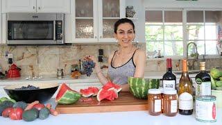 Շուկայի Առևտուր - Համտեսում - Մեղր Մաճառ Գինի - Heghineh Cooking Show in Armenian