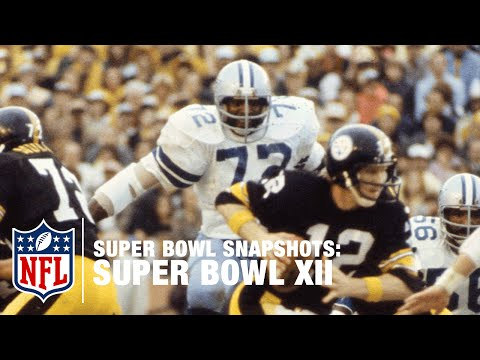"Super Bowl Snapshots: Ed ""Too Tall"" Jones Wakes Up as a World Champion 