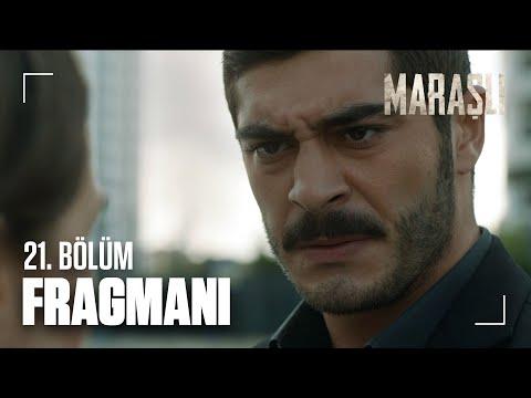 """Maraşlı 21. Bölüm Fragmanı   """"Mehmet İnce yaşıyormuş"""""""