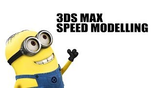 Repeat youtube video 3ds Max Minion Speed modelling - Time Lapse