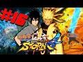 Naruto Shippuden Ultimate Ninja Storm 4 Walkthrough #16- Filling A Hole OF The Heart [BG]