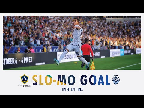 SLO-MO GOAL: Uriel Antuna Continues His Red-hot Form With A Goal Against Vancouver Whitecaps FC