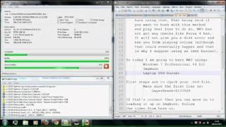 How to.burn XGD3 (8.14 GB) iso file to a 7.92 GB (DVD+R DL) disk.