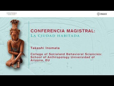 El espacio transformado - Conferencia Magistral de Javier López Camacho