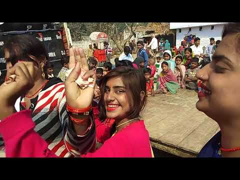 Manoranjan Dance Bahraich dance