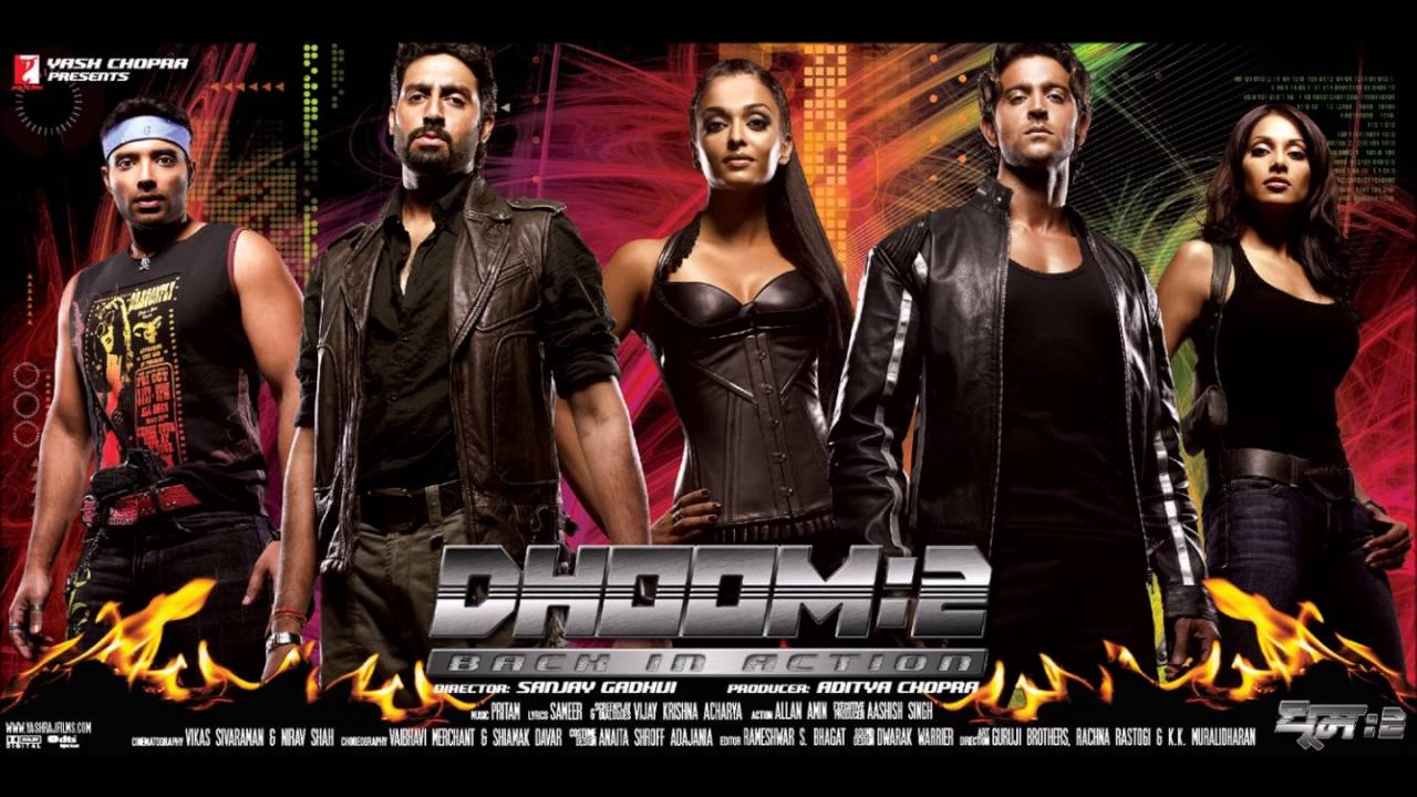 Dhoom 2 Soundtrack - YouTube