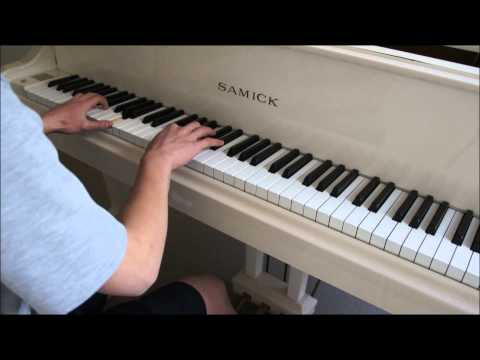 Life In Colour By One Republic Piano Cover