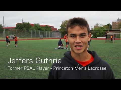 Brooklyn Day of Lacrosse with Princeton Men's Lacrosse!