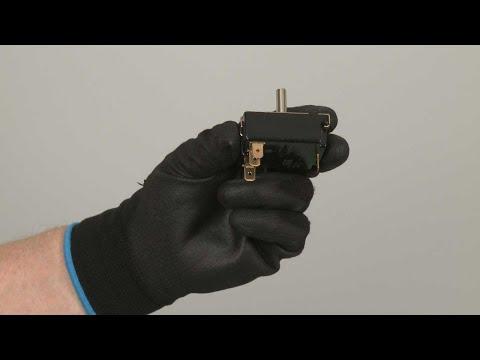 Blower Switch – Kitchenaid Gas Downdraft Cooktop Repair (Model #KCGD506GSS00)